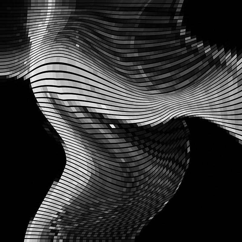 背景,抽象,电子脉冲音效,活力,高对比度,纹理效果,暗色,技术,坏掉的,现代