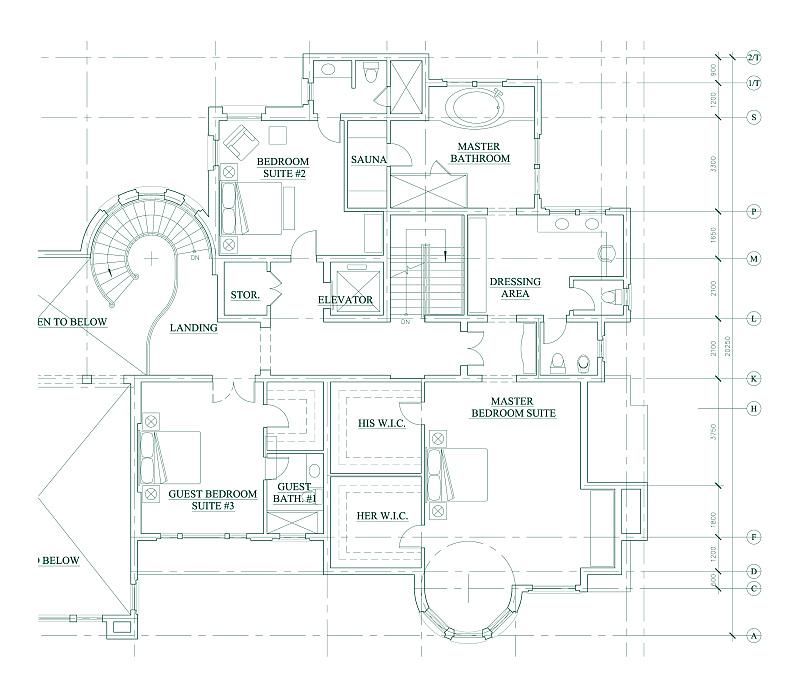 建筑,蓝图,混沌,水平画幅,居住区,工程,多层效果,技术,地板,窗户