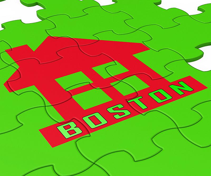 马萨诸塞,竖锯,房地产,绘画插图,波士顿,三维图形,代表,房屋建设,抵押文件,房地产经纪人