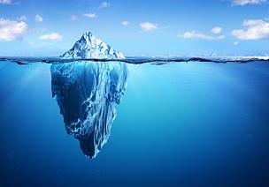 冰山,北极,海洋,风险,两极气候,全球变暖,水下,冰,南极洲,危险