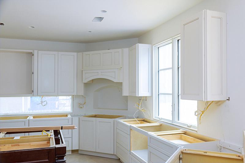 新的,厨房,都市风景,职业,服务业职位,专业人员,室内,白色,木制,不锈钢