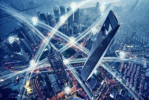 概念,都市风景,平坦的,图钉,高视角,网线插头,移动式,在活动中,小家电,全球定位系统