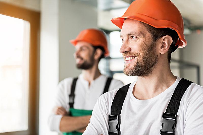 幽默,住宅房间,建筑承包商,修理工,职业安全与健康,建筑业,职业,调查员,建筑工地,安全的