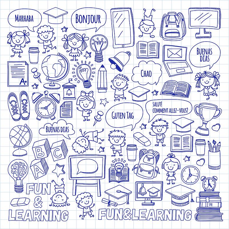 未成年学生,儿童,矢量,大学,计算机图标,字母,男孩,阿拉伯风格,幸福,文字