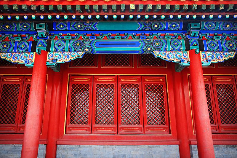 故宫,大门,过去,旅游目的地,水平画幅,建筑,无人,古老的,古典式,门