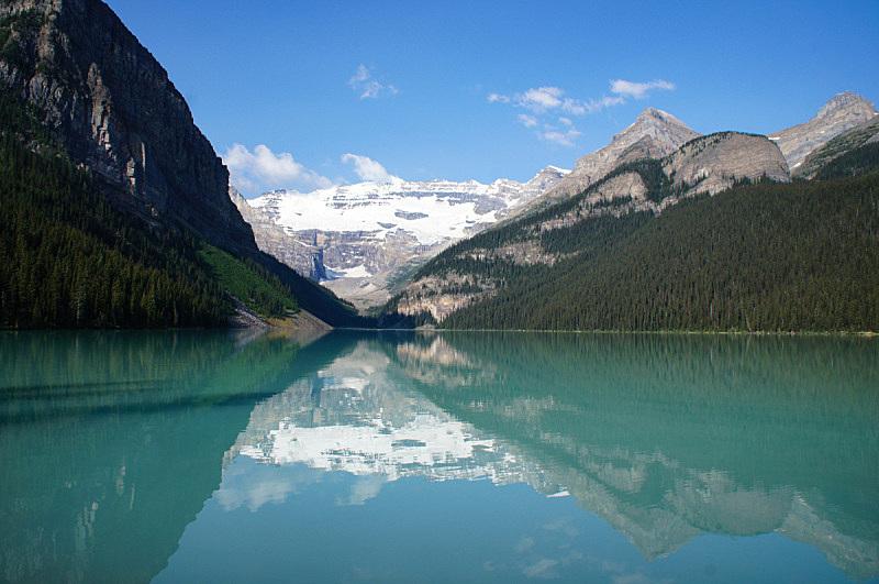 露易斯湖,国家公园,自然,图像,阿尔伯塔省,美,加拿大,水面,自然美,无人