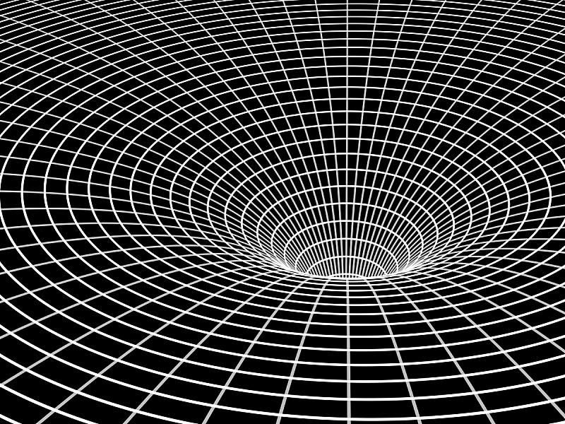 数学家,天体物理学,万有引力场,苹果核,线框模型,深的,涡,空间探索,铁丝网