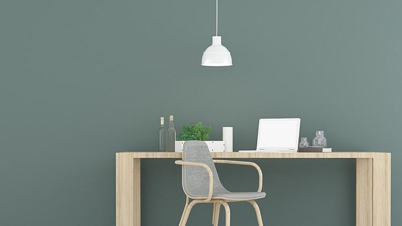 三维图形,咖啡馆,室内,墙,极简构图,起居室,新的,水平画幅,无人,椅子