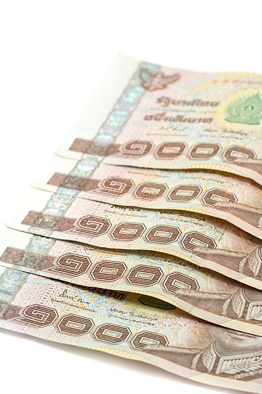泰国,概念和主题,垂直画幅,金融,银行业,汇率,概念,帐单,商业活动,商务