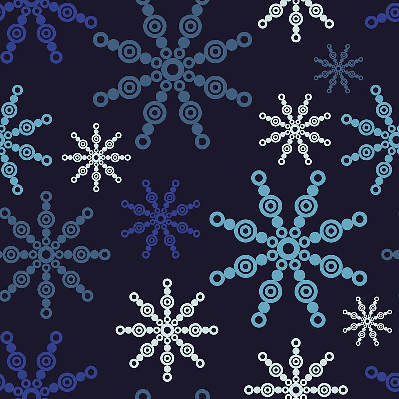 纺织品,雪花,背景,华丽的,美,形状,雪,绘画插图,几何形状