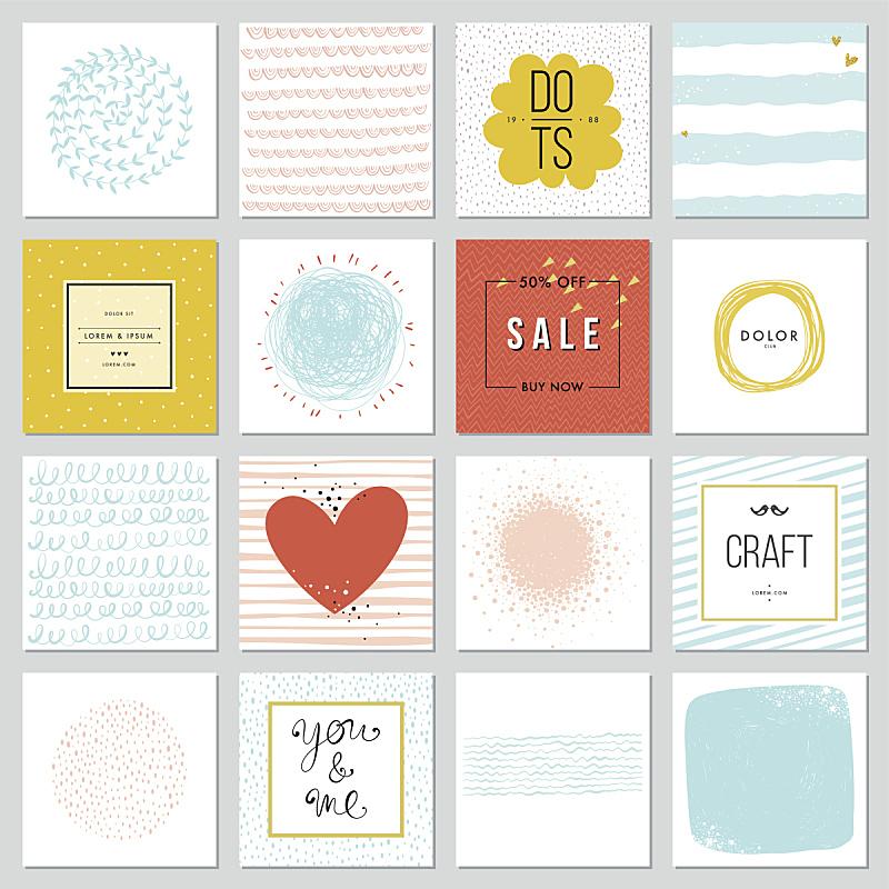 纸牌,全球通讯,圆点,优惠券,书店,人字花纹,心型,可爱的,价格标签