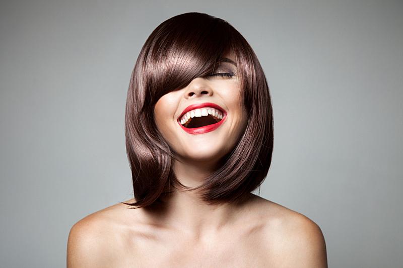 短发,发型屋,褐色,波波头,头发,发型,美发用品,美发师,平滑的
