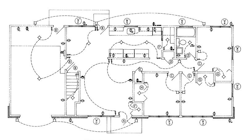电,房屋,计划书,水平画幅,建筑,插座,无人,蓝图,复杂,做计划