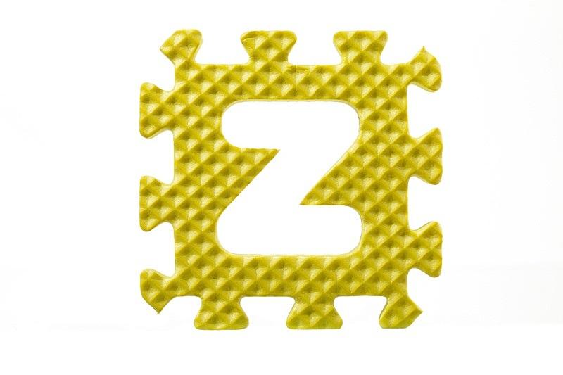 英文字母z,拼图拼块,黄色,字母,水平画幅,组物体,特写,单词,知识,童年