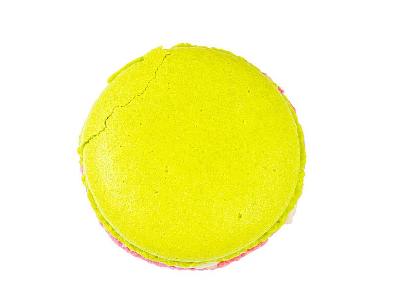 蛋白杏仁饼,分离着色,白色,水平画幅,无人,蛋糕,烘焙糕点,小吃,甜点心,甜食