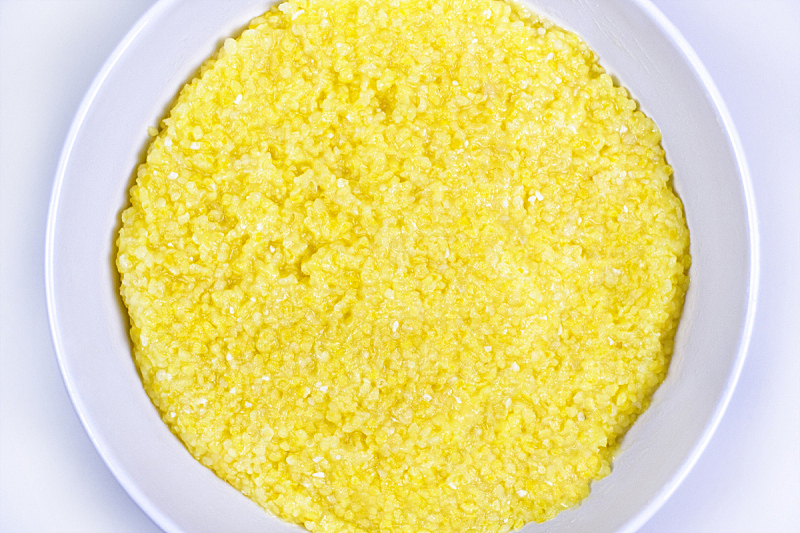 食品,玉米,白色,粥,桌子,简单,蔬菜,波伦塔,玉米粉
