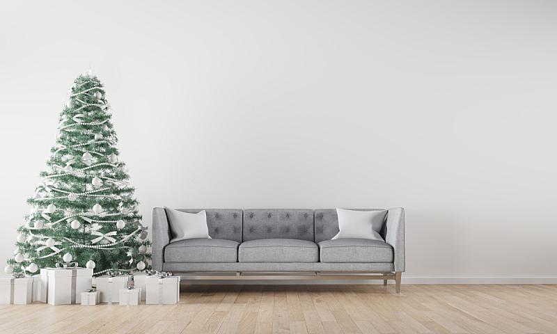 室内,背景,冬天,圣诞装饰物,十二月,图像,模板,传统节日,美国