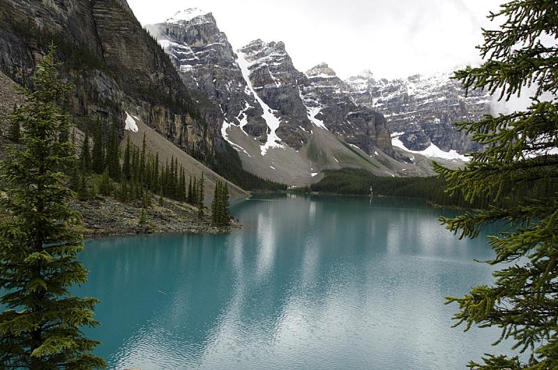 夏天,梦莲湖,自然,水,水平画幅,地形,雪,无人,户外,湖