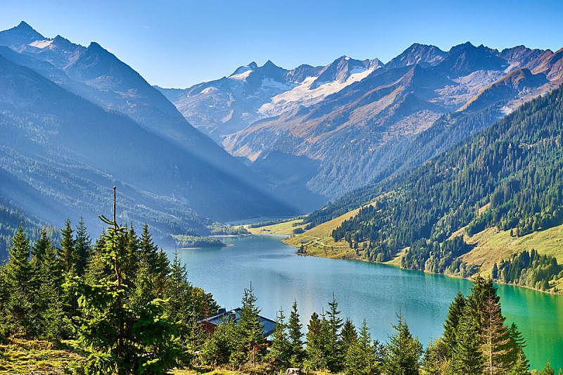 Reservoir thats name is 'Durlaßboden'