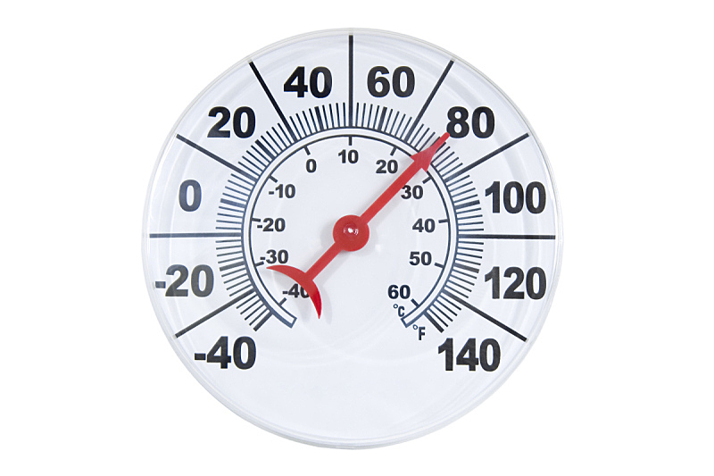 圆形,温度计,气候,热,比例,背景分离,华氏温标,舒服,塑胶,温度