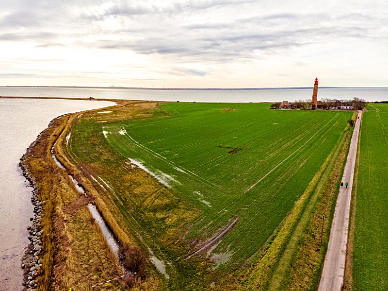 波罗的海,费马恩岛,岛,欧洲,自然,图像,海洋,无人,水,夏天