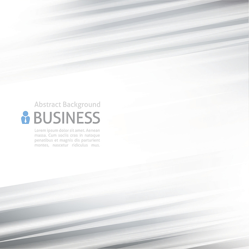 模板,商务,空白的,未来,边框,银色,绘画插图,白色,领带,设计
