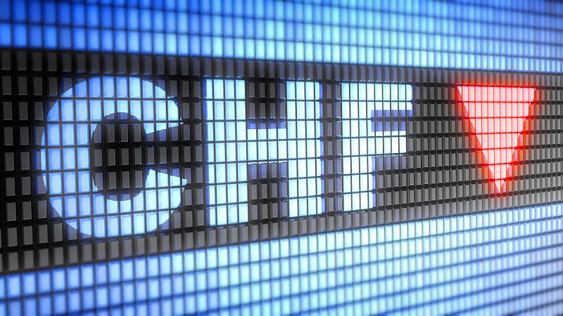 显示器,法郎符号,苏黎士,汇率,股市数据,危机,瑞士,商人,电子商务,网上冲浪