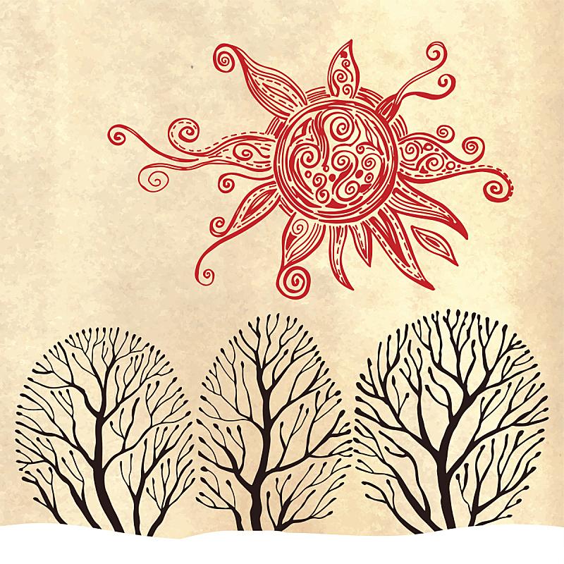 冬天,地形,时尚,纸牌,美术工艺,雪,模板,背景,2015年,消息