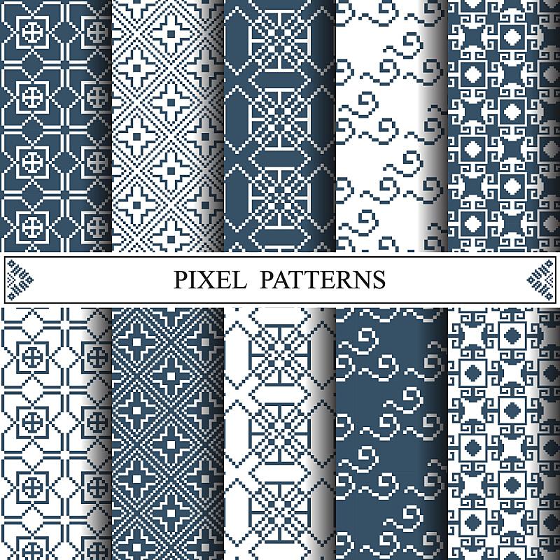 纺织品,背景,式样,像素化,网页,平视角,线框模型,蜡染风格,几何形状,美术工艺