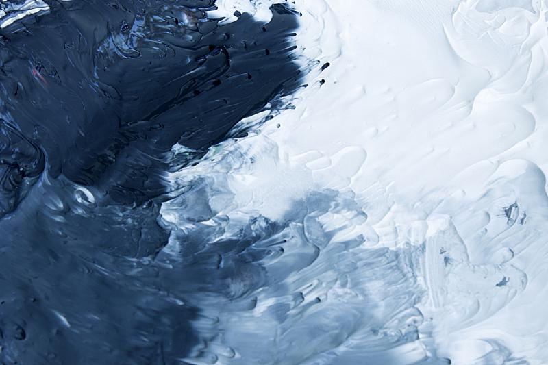 白色,丙稀画,灰色,黑色,背景,艺术,水平画幅,纹理效果,形状