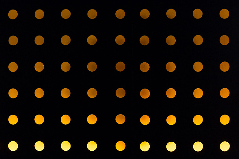 夜总会,照明设备,圆形,橙色背景,华丽的,艺术,水平画幅,夜晚,无人,明亮