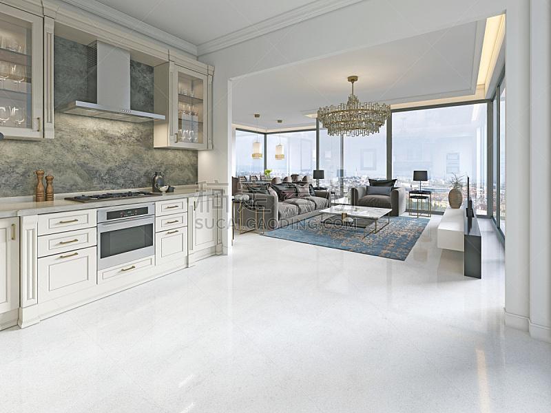 家具,现代,用具,art deco风格,厨房,简单,外立面,化学元素周期表,玻璃,室内
