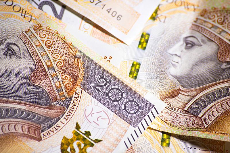 波兰,背景,储蓄,水平画幅,银行,无人,巨大的,组物体,税,特写