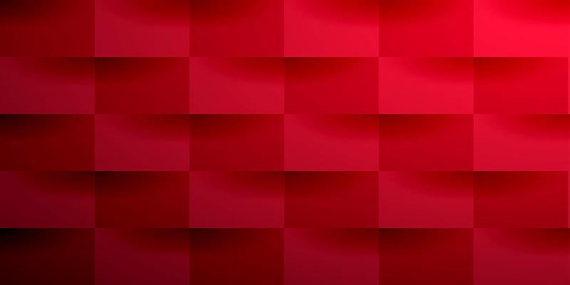 红色背景,抽象,几何形状,纹理,红色,暗色,彩色背景,砖,平面图形,简单