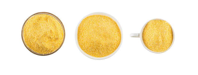 巴西,玉米,面粉,袋貂,宠物食盘,水平画幅,无人,黄色,全景,粗麦食物