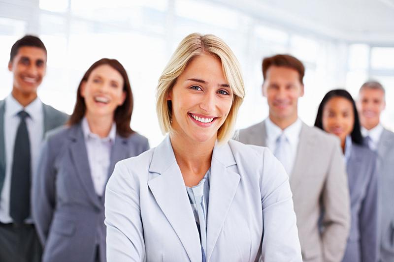 商务人士,女商人,混血儿,自然美,专业人员,中老年男人,热情,肖像,领导能力,相伴