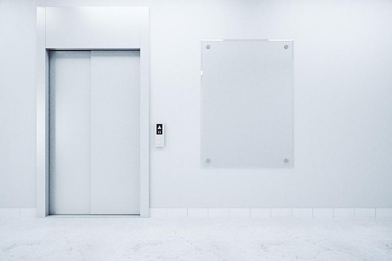 电梯,住宅房间,玻璃,盘子,办公室,边框,水平画幅,无人,绘画插图,新创企业