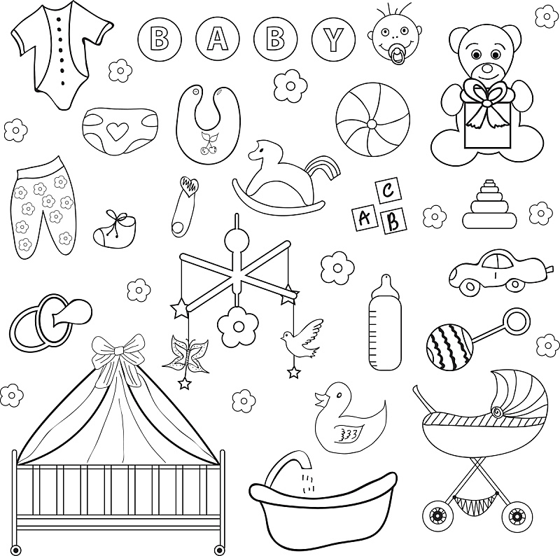绘画插图,乱画,婴儿,计算机图标,矢量,举起手,可爱的,泰迪熊,背景分离,牛奶