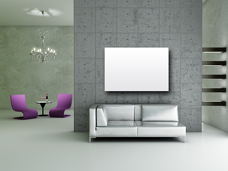 起居室,住宅房间,水平画幅,无人,房屋,家具,沙发,室内,住宅内部,华贵