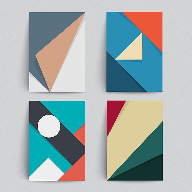 几何形状,式样,活力,传单,简单,模板,现代,背景,等角投影,纹理