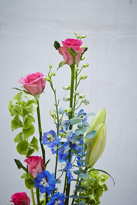 自然,垂直画幅,美,无人,日本,装饰物,浪漫,自然美,插花,花