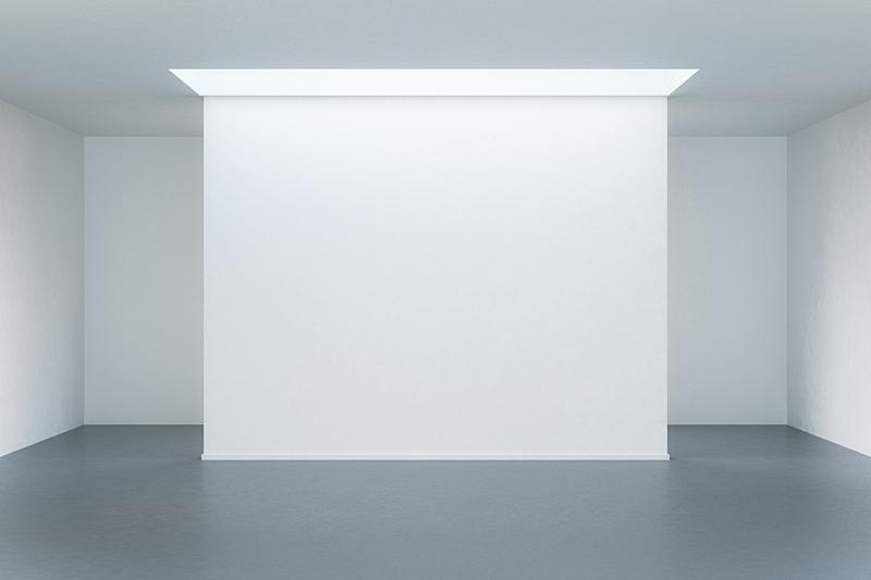 室内,白色,空的,水平画幅,墙,无人,居家装饰,摄影