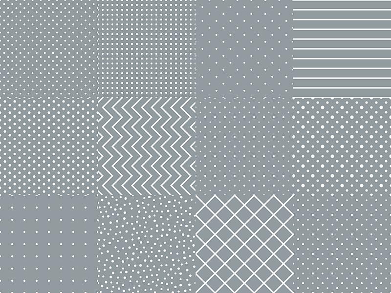 白色,灰色,背景,几何形状,式样,极简构图,纺织品,绘画插图,计算机制图,计算机图形学