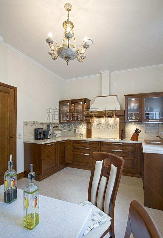 厨房,传统,垂直画幅,无人,厨房水槽,居住区,建筑业,灶台,用具,设计