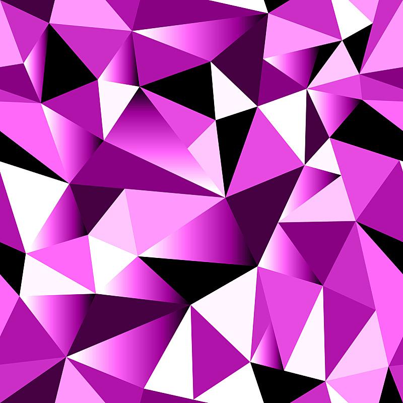 三角形,抽象,几何形状,山,玫瑰,凌乱,形状,紫罗兰,无人,乌克兰