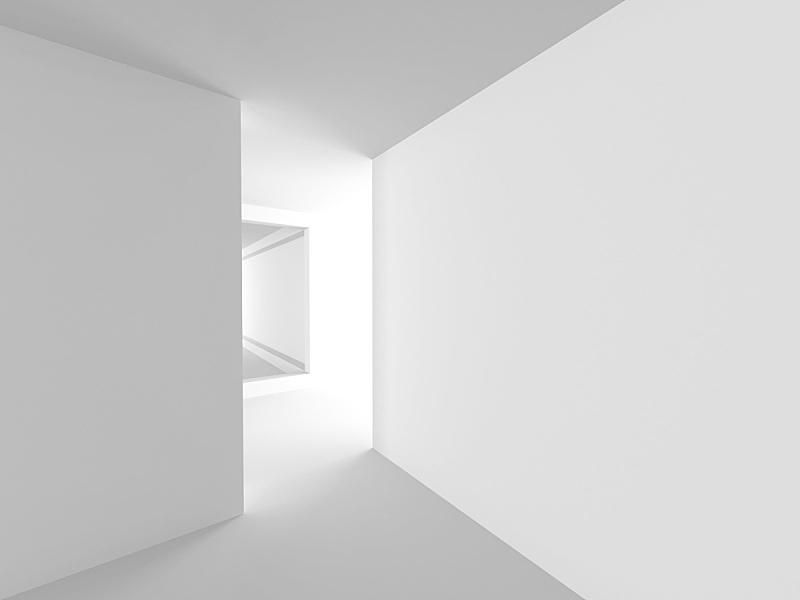 背景,极简构图,式样,建筑,计算机制图,白色,水平画幅,形状,无人,三维图形