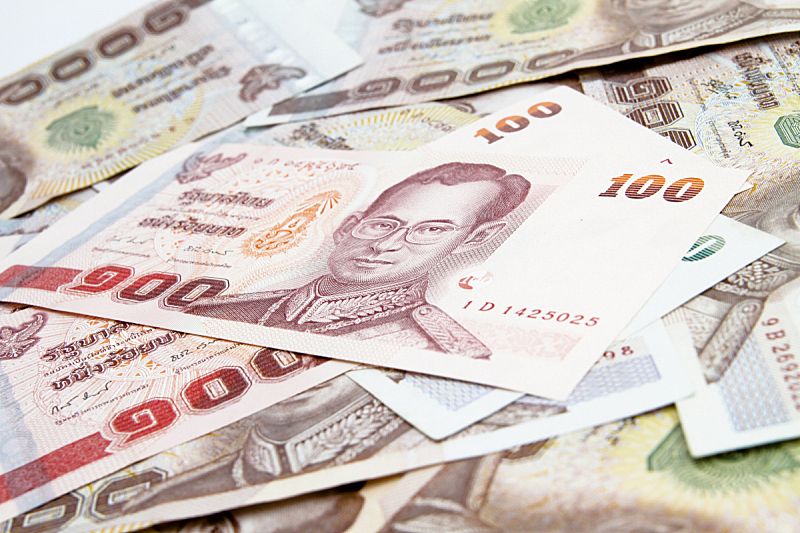 1000号,水平画幅,彩色图片,无人,金融,泰国,背景,摄影