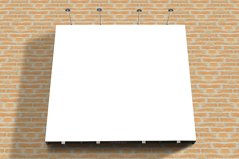 留白,墙,布告栏,空白的,附着的,窗框,复印机,投影屏幕,正面视角