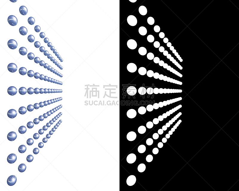 透视图,金属,球体,三维图形,白色,分离着色,圆形,绝缘体,水平画幅,形状