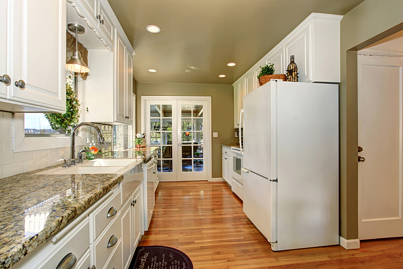 厨房,墙,绿色,艺术,州,住宅房间,水平画幅,建筑,无人,豪宅